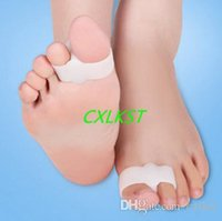 Wholesale Gel Supersoft Silicone Bunion Protector Toe Separator Alignment Aid Foot Care Hot Brand New