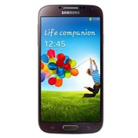 Wholesale Refurbised Original Unlocked Samsung Galaxy S4 SIV I9500 phone G G MP Camera NFC WIFI GPS phones