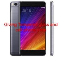 Wholesale Original Xiaomi Mi5s M5s Snapdragon Quad Core GB GB quot Inch x1080P Fingerprint ID G LTE Smartphones Ship out day