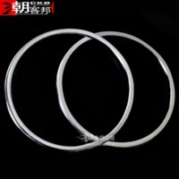 Wholesale ABS car stickers audio circle affixed door speakers and interior handle Cover car Accessories For Kia RIO K2