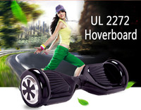 Wholesale Electric Scooters UL Hoverboard Smart Balance Scooter Motor Skateboard Safest Drifting Board with LED Light CE FCC UL Charger