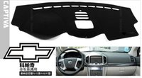Wholesale High quality Console Avoid light pad dashboard protection pad For CAPTIVA