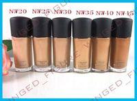 Wholesale HOT Makeup Face Mineralize Moisture Foundation Liquid Spf15 ML gift
