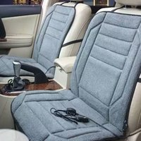 Wholesale 12v High Quality Car Heated Seat Cushion Hot warmer Cover V Heat Heater Warmer Pad winter Winter Car Heating Pads