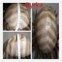 Wholesale 7A WIG Real hair middle aged men with short hair Can be customized according to customer requirements full lace wigs Ease of ordering