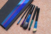 beauty cosmetic bag - Cosmetics Enchanted Eve Brush Kit Basic with bag Beauty Makeup Brushes Blender DHL Free