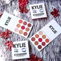 Wholesale Kylie Jenner Newest Kyshadow Palette Burgundy Eyeshadow Of Your Dreams Makeup Eye Shadow