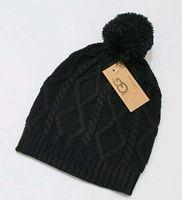 Wholesale 2016 Top quality Winter Brand crochet caps warm hat knitting hat men women hat new caps hat winter cap Winter hats WGG