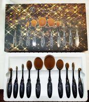 Wholesale Ana Oval Foundation Toothbrush Brush Set Makeup Brushes Blending Brush Mermaid Powder Ana Face Brush Makeup Tools