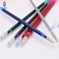 best erasable pens - the best selling fashion multu color water soluable maker refill cross stitch pen erasable pen mark for fabric art sewing accessories