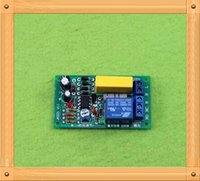 Wholesale V relay board off power on delay switch corridor stairs light D1B5