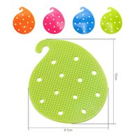 Wholesale Fruits Vegetables Potatoes Scrubber Protect Cleaning Brush Cheap Kitchen Tool H210261