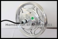 Wholesale 12 inches V W Mini Scooter Wheel Motor Wheelchair Motor for Small Ebike Motor