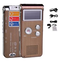 best sound recorders - Best REC GB Digital Sound Recorder Voice Recording Dictaphone with MP3 Player Audio Voice Recording For Long time