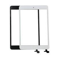assembly with sensors - Black Screen Sensor For iPad Mini a1432 Touch Screen Digitizer Assembly With Home Button Flex Cable With Sleep function