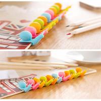 Wholesale 1000 Cute Snail Shape Silicone Tea Bag Holder Cup Mug Candy Colors Gift Random Color