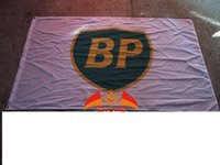 auto gas station - BP Gas station brand flag car show Auto marketing banner cycle racing flag flag king polyster