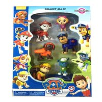 Wholesale Paw Pup Buddies Figures Patrol Toys Pups per pack Best Gifts For Children