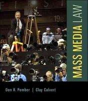 Wholesale Mass Media Law hot seller books student books New Arrived