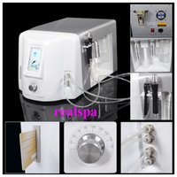 beauty salon water equipment - New Technology Hydrodermabras Microdermabrasion Beauty Machine Skin Care Water Aqua Dermabrasion Peeling Hydrafacial SPA Equipment For Salon