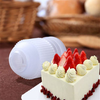 abs plastic pipe sizes - 1 PC Food Grade ABS Small Size Cake Decoration Tip Converter DIY Baking Decorating Tools Icing Piping Nozzles Converter