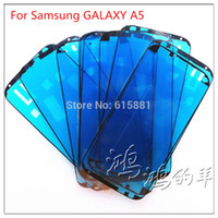 Wholesale LCD Frame Bezel Adhesive Sticker For Samsung Galaxy A5 A5000 Touch Screen Repair