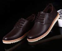 b young dresses - Men Fall men s business casual shoes shoes new wave of young British men dress shoes black