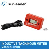 Wholesale Runleader Hour Counter hour meter Rev Counter for Snowmobile Jet Ski ATV Pit Bike counter tile