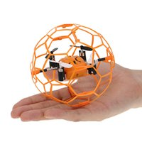 Wholesale Skytech M70 CH GHz Climb RC RTF Quadcopter Drone w Axis Gyro with Football Protective Cover