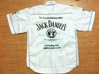 Wholesale F1 MOTO GP Motorcycle Driver Shirt For Men Motor Shirt Cotton Shirt Embroidery Logos White Sports Racing Shirt for Men