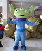 alien costume women - Toy Story Extraterrestrial Alien mascot costume halloween costumes for women man halloween costume party minion costume dinosaurs