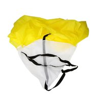 Wholesale 2016 New Arrival High Speed Training Resistance Parachute Running Chute Speed Chute Running Umbrella free ship