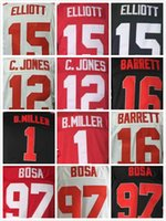 barrett orders - Buckeyes Zeke Elliot Braxton Miller C JOES J T Barrett Joey Bosa Cheap College Football Jerseys Welcome Mix Orders