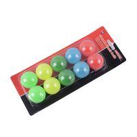 Wholesale new style set MM Lenwave brand color table tennis balls