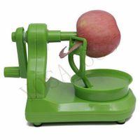 apple slicing machine - Apple peeler fruit peeler slicing machine fruit machine peeled tool creative kitchen tools