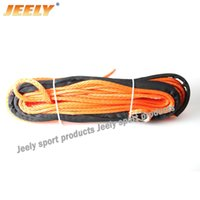 Wholesale x40 mmx12m synthetic UHMWPE Line Braid Winch Cord for UTV ATV SUV X4