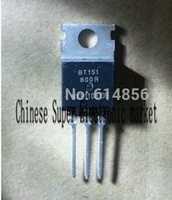 Wholesale BT151 R BT151 Silicon controlled rectifie r BT151 A V TO