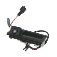 Wholesale OEM RGB Car Reversing Video Camera For VW New Passat Tiguan Sagitar Volkswagen RNS510 RCD510 ND C ND C ND827566C