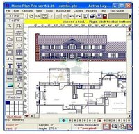 architectural software - Architectural Interior Design Software HomePlanSoft Home Plan Pro v5 ENGLISH