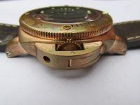 best diver watch - 47MM Best quality ZF REAL BRONZE PAM382 PAM00382 SUBMERSIBLE men watch AUTOMATIC P9000 sapphire watches mechanical wristwatch LUMINOUS