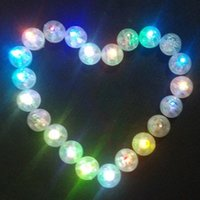 balloon leds decoration - Round Shape LED Balloon Light Mini ball Lamp For Paper Lantern Wedding Christmas Party Decoration leds