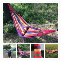 Wholesale TacticalPortable Nylon Parachute Garden Outdoor Camping Travel Furniture Survival Hammock Swing Sleeping Bed Tools