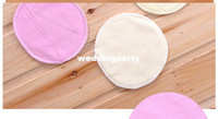 Wholesale 3 Layers cm PUL Bamboo Inner Breast Pad Nursing Pad Feeding Pad Waterproof Washable Mixed Color