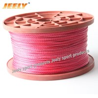 Wholesale High Quality mm M strands lbs UHMWPE Towing Winch Rope