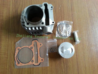 Wholesale 180cc mm big bore cylinder kit for Chinese Scooters QMI QMJ GY6 GY6