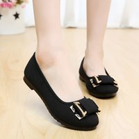 beijing wedding dresses - In the spring of new old Beijing ladies shoes with flat casual shoes Doug drive work