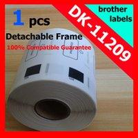 Wholesale x Rolls Brother Compatible Labels Adhesive Printer DK11209 DK Dk1209 B amp L