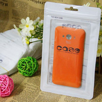Wholesale Cell Phone Cases Package OPP Ziplock Bags for Universary cell phone cases for Samsung HTC LG MIUI Iphone Huawei