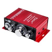 Wholesale Kinter MA V CH Mini HIFI Stereo Amplifier for Car Motorcycle CD DVD MP3
