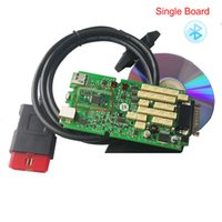 Cheap Wholesale-Newest 2016.R3 Best Quality single board New VCI With Bluetooth TCS CDP Pro Plus Multi-language
